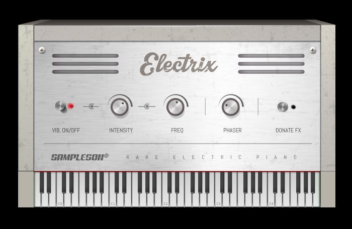 Electrix  Rare Electric Piano | Sampleson